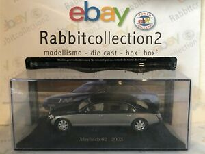 DIE-CAST-034-MAYBACH-62-2003-034-MERCEDES-COLLECTION-SCALA-1-43-58