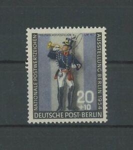 Berlin 120 B Postillion 1954 Bonnes Couleur!!! Tamponné ** Mi 35. - H3497-afficher Le Titre D'origine Une Grande VariéTé De Marchandises