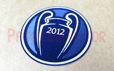 UEFA Champions League Winner 2011-2012 Chelsea Soccer Patch / Badge