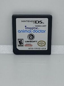 Imagine-Animal-Doctor-Nintendo-DS-2007-Video-Game-Cartridge