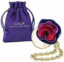 Marc Jacobs LOLA Solid Perfume With Floral Bracelet New in Sealed Box