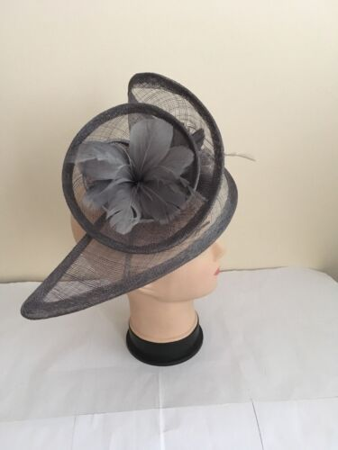 Elegant Headband Fascinator Hat Aliceband Wedding,Royal Ascot,Ladies Day