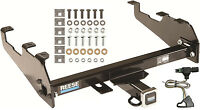 1985-1986 Chevy C/k 10 20 30 Trailer Hitch W/ Wiring Kit Class 3 Reese Brand