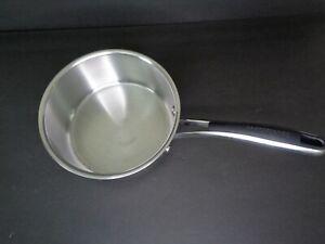 Farberware Millennium 1.5 Quart Stainless Steel Double Bottom Sauce Pan NO Lid