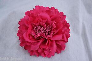 KANZASHI-Ornamento-Giapponese-capelli-Rosa-profondo-Importazione-diretta