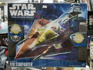 STAR WARS TCW KIT FISTO'S JEDI STAR FIGHTER.