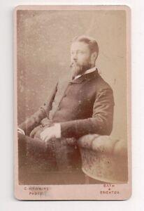 Vintage-CDV-Unknown-Victorian-Gentleman-C-Hawkins-Photo-Bath