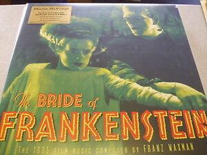 OST-The-Bride-Of-Frankenstein-LP-Vinyl-Neu-Limited-Numbered