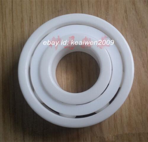 6800 Full Ceramic Bearing ZrO2 Ball Bearing 10x19x5mm Zirconia Oxide Bicycle