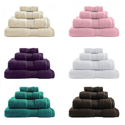 Catherine Lansfield Zero Twist 550Gsm 100% Cotton Face| Bath Sheet | Hand |Towel
