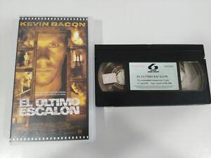 DER-LETZTE-SCHRITT-KEVIN-BACON-VHS-TAPE-KOLLEKTOR-ED-SPANISCH-HORROR-HORROR