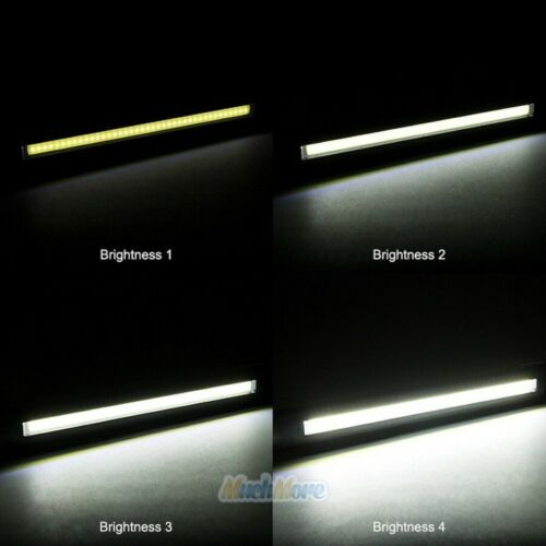 10000LM Multifunction COB LED Slim Work Light Lamp Rechargeable Flashlight Torch