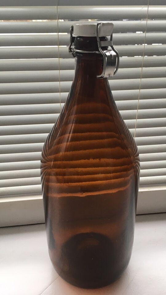 Glas, Patent flaske