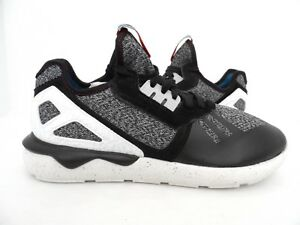 Adidas Originals Tubular Runner Scarpe Nere Nere Bianco