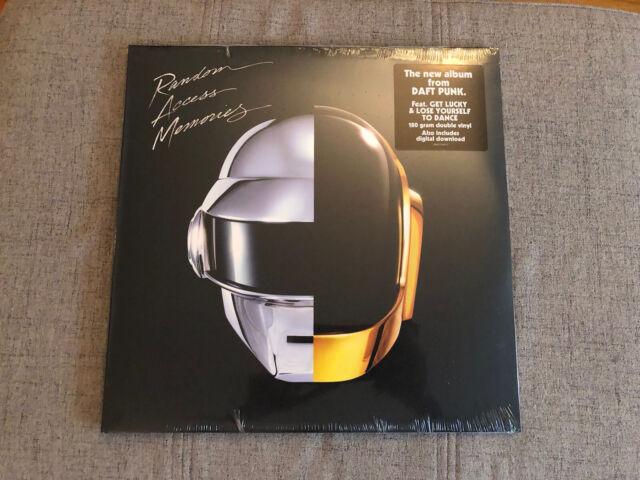 Daft Punk - Random Access Memories - 2xLP - New, Free Shipping