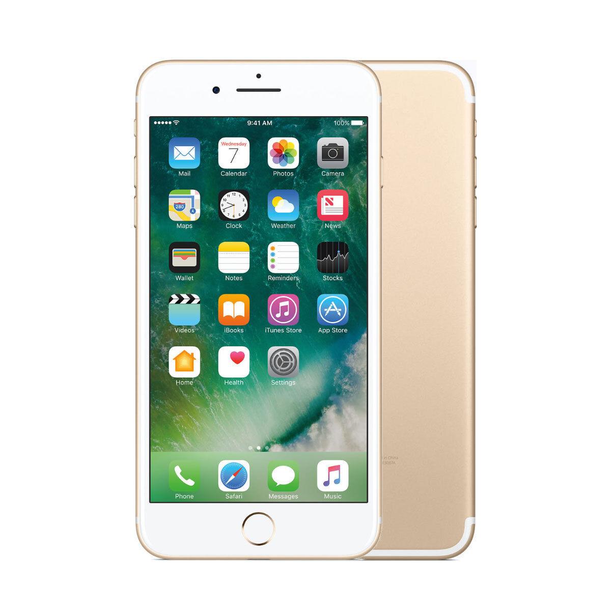 "Apple iPhone 7 ""Factory Unlocked"" 32GB 4G LTE iOS WiFi Smartphone"