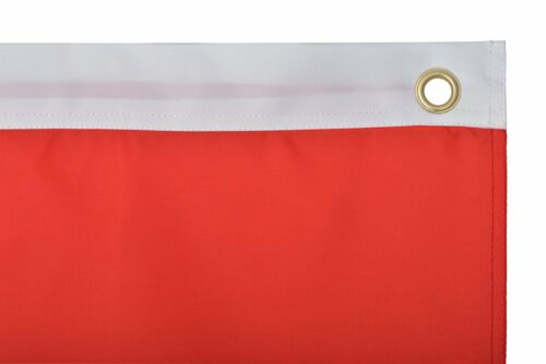 3x5 Embroidered Sewn Canada Canadian Nylon Premium Flag 3/'x5/' Banner w// clips