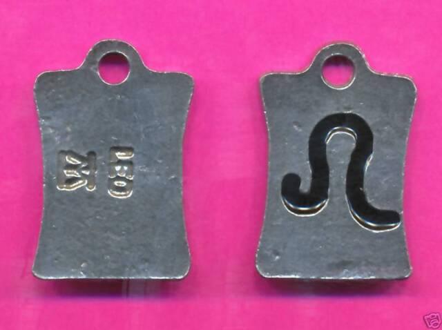 12 wholesale lead free pewter zodiac pendants set 5174