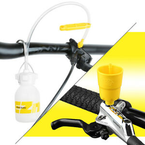 Bike MTB Hydraulic Disc Brake Oil Bleed Bicycle Kit For Shimano Tektro Magura