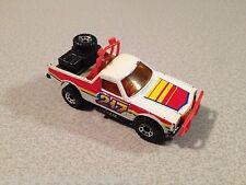 Matchbox Lesney 1977 Holden HJ Ute Ruff Trek Pickup Used Model 1:64 Scale White