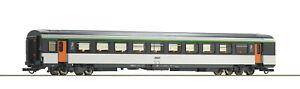 Roco-H0-74533-Corail-Grosraumwagen-2-Classe-de-la-SNCF-034-Nouveaute-2019-Neuf