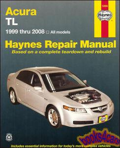 Acura tl 2009 2010 2011 repair manual servicemanualspdf.