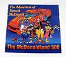 1996 Collect-A-Card Ronald McDonald Racing Team Puzzle Card Set (12) Nm/Mt