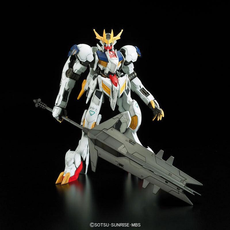 Full Mechanics Gundam Barbatos Lupus Rex 1 100 Kit Iron-Blooded Orphans Bandai