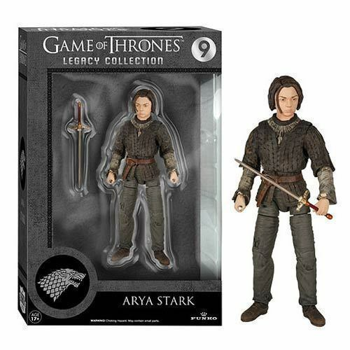 Game of Thrones Arya Stark Legacy Action Figure