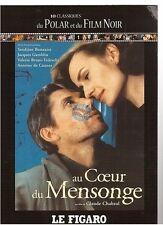 DVD AU COEUR DU MENSONGE claude chabrol sandrine bonnaire COLLECTION FIGARO