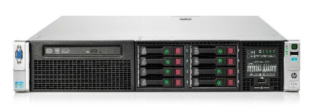 HP ProLiant DL380p G8 2U Rack Mount Server