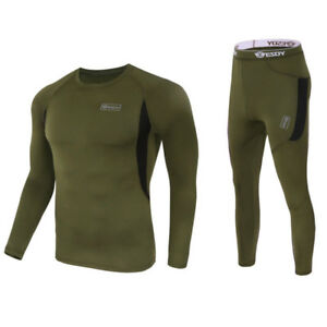 Men-Thermal-Underwear-Set-Quick-Dry-Tight-Sweat-Absorption-Top-Pants-Base-Layer