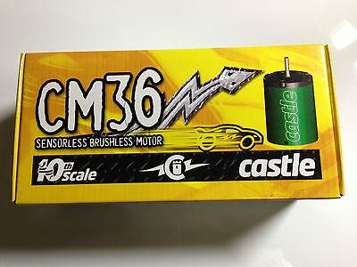 Castle CM36 6900kV 1/10th Scale Brushless Motor Car Buggy SCT Track 1406
