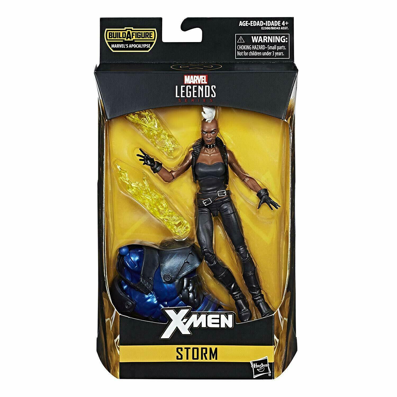 tomar hasta un 70% de descuento Tormenta Marvel Leyendas Figura De Acción De X-men X-men X-men  marca de lujo
