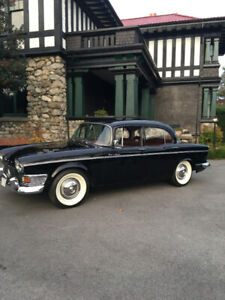 1962 Humber Super Snipe, Series III. Excellent condition