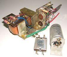 Stereo Röhrenverstärker (Grundig) für ECC83, ELL80, 2 x 3 Watt