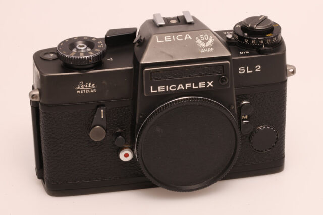 "Leica SL2 ""50 Jahre"" Gehäuse #1393287 (006-E)"