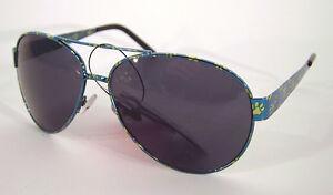 Sonnenbrille-Sunglasses-Pilot-Aviator-Sommer-Schutz-UV-400-Hundepfote-Metall-coo