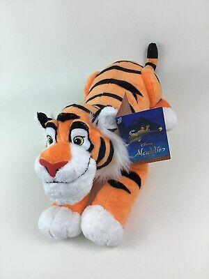 Disney Store Aladdin Rajá Jasmine Tigre Peluche Juguetes De Peluche 18 Nuevo Con Etiquetas Ebay