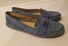 3a1a9af6119e item 4 NEW Michael Kors Loafer Perforated Shoes Size 5.5M Flats Daisy Moc  Denim -NEW Michael Kors Loafer Perforated Shoes Size 5.5M Flats Daisy Moc  Denim