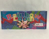 The Original Rainbow Loom Bracelet Kit With 600+ Rubber Bands $1 Ship M38