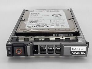 Dell-PowerEdge-R910-R710-R610-2-5-034-300GB-Enterprise-Server-Hard-Drive-T871K