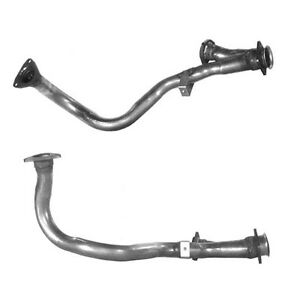 1x Exhaust Front Down Pipe Fitting Kit For BM70468 1 Gasket