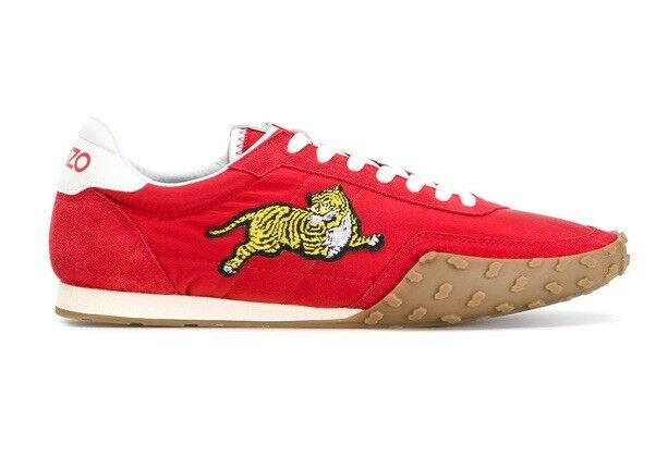 Kenzo Mens Move Sneakers Sz IT 42 US 9.5