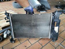 Kühler Wasserkühler Motorkühler Autokühler Motorkühlung Fiat Grande Punto 199
