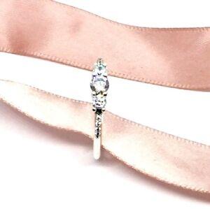 d4ea41d3c Image is loading Genuine-Pandora-Fairytale-Sparkle-Ring