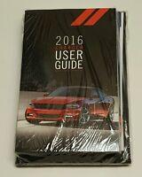 2016 Dodge Charger Navigation Owners Manual User Guide Srt Hellcat 392 Rt Sxt Se