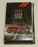 2016 Dodge Charger Navigation Owners Manual User Guide Srt Hellcat 392 Rt Sxt Se