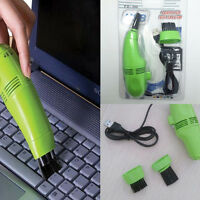 Keyboard Vacuum Dust Collector Portable USB Laptop Computer Dust Cleaner