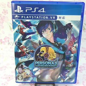 USED-PS4-PlayStation-4-Persona-3-Dancing-Moon-Night-02234-JAPAN-IMPORT
